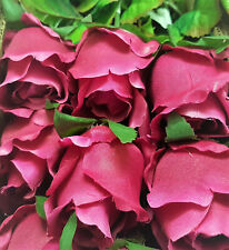"""Beatiful Artificial Flowers Roses Rose """"25"""" Lilac 24pcs in a pack Top Quality"""