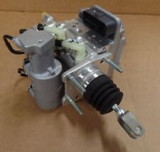 TOYOTA PRIUS BRAKE BOOSTER WITH MASTER CYLINDER FITS 2010-2012