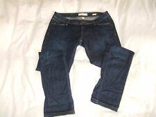 ☼ ROXY, superbe jean bleu foncé, SKINNY, taille 27 soit 36/38, en TBE ☼