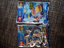 Lego City Limited Edition ( 951810 & 951808 )