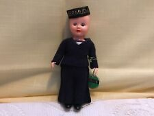 1950s Hms Bermuda Sailor Doll, Rogark, With Tag, No Box, Vintage