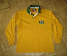 AUSTRALIA RUGBY Cotton Traders shirt size L