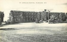 A View Of St Camillus Hospital, Milwaukee, Wisconsin WI