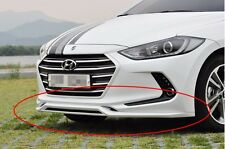 Onzigoo Front Lip Body Kit 1EA For  Hyundai Elantra AD 2017+