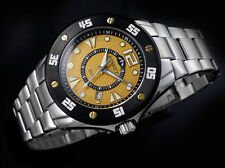 BISSET DIVER BS25C38 SILVER 20 ATM (200 m) SWISS MADE Men's Watches