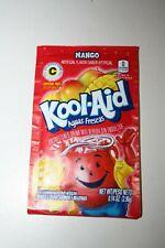 5 x US Kool-Aid Unsweetened Soft Drink Mix MANGO Flavor