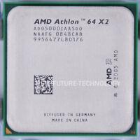 AMD Athlon 64 X2 5000+ 2.6GHz Dual-Core Socket AM2 CPU ADO5000IAA5DO 100% Tested