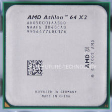 AMD Athlon 64 X2 5000+ 2.6GHz Dual-Core Socket AM2 CPU ADO5000IAA5DO 100% Tested