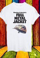 Stanley Kubrick's Full Metal Jacket Born To Kill Men Women Unisex T-shirt 34