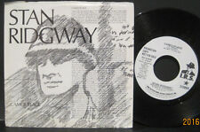 """STAN RIDGWAY """"Camouflage"""" IRS White Label Promo 45rpm w/ PS NM - WALL OF VOODOO"""