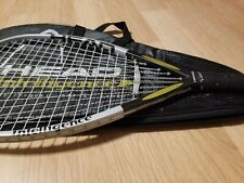 Head Intelligence Intellifiber i.185 Racquetball Racquet Racket 3 5/8 handle