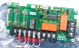 REPAIRED KB ELECTRONICS 36-0251 CIRCUIT BOARD 360251