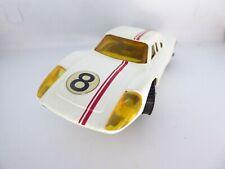 SLOT PORSCHE GT JOUEF BLANCHE / WHITE N°8 REF 3640 TOP ! 2