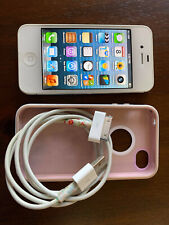 Apple iPhone 4s - 16GB - White - CDMA and GSM Unlocked - A1387