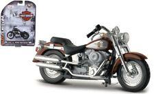 Harley Davidson 2000 FLSTF Fat Boy, maisto Motorcycle Model 1:24