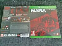 Mafia Trilogy Xbox One Definitive Edition Remastered Games Brand New and Sealed+