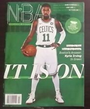 Sports Illustrated USA magazine October 16-23 2017 NBA Preview Kyrie variant