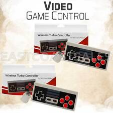 2 Wireless Controller Video Game Pad for Mini Nintendo NES Classic Edition