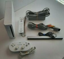 Nintendo Wii White Video Game Console (RVL-001) Digital Only Console Please Read