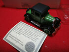 Arko+National+Motor+Museum+1926+Chevy+Superior+V2+Passenger+Coupe+1%2F32+Scale+NIB