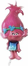 Folienballon Trolls Princess Poppy Heliumballon  Party 100 cm