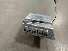 Chrysler New Yorker Saratoga Newport Heater A/C Push Buttons 60 61 62