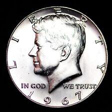 1967 Kennedy Half Dollar - BU