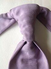 Mens HANIBAL LAGUNA Cravat Lavender New