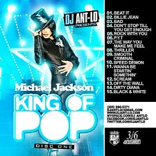 DJ Ant-Lo PRESENTS Michael Jackson - KING OF POP