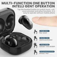 TWS Wireless Bluetooth V5.1 Headphone In-Ear Earbuds 8D Stereo Bass Earphone Mic