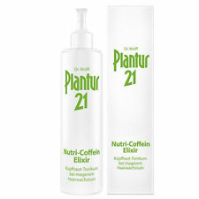 Plantur 21 Nutri-Coffein-Elixir combats poor hair growth 200ml New from germany
