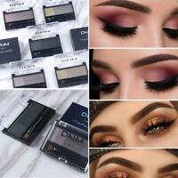 Eyebrow Tint Powder Nature Black Brown Eyelash Dye Kit Fashion Beauty