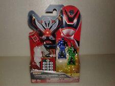 Super Megaforce Power Rangers 2014 : SPD Key Pack  (3) KEYS  NISP
