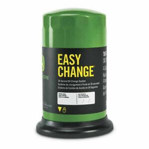 John Deere Easy Change 30-Second Oil Change System - AUC12916 FOR 100 SERIES