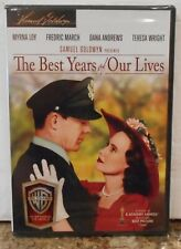 The Best Years of Our Lives (Dvd, 2013) Rare 1946 Romance War Drama Brand New
