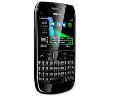 Nokia E6 Original 3G GSM mobile phone E6-00 WIFI GPS 8MP QWERTY Touch Screen 8GB