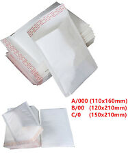 More details for a/000 b/00 c/0 quality padded bubble lined mail envelope postal bags cheap price