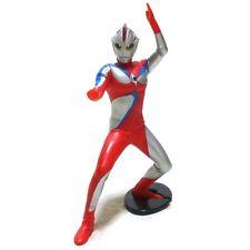 "ULTRAMAN COSMOS CORONA MODE Bandai 5"" Figure SF TV Hero Kaiju Toy Hyper Used"