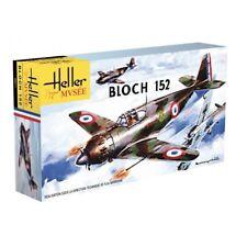 Heller 1/72 Modelo Kit 80211 Bloch 152 Musee Edición Especial