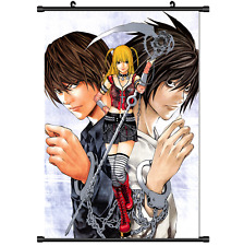 Anime Death Note Wall Scroll Home Decor Poster Cosplay 2689