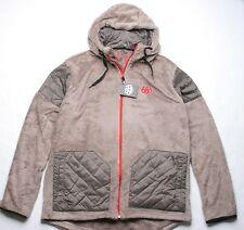 686 Sherpa Full Zip Hoody (L) Khaki
