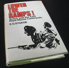 E.G. Stokoe: Lower the ramps: 43rd Royal Marine Commando in Yugoslavia. WWII
