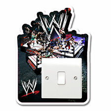 WWE Light Switch Vinyl Sticker Surround