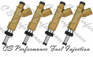 OEM Denso Fuel Injectors Set (4) for 2009-2010 Pontiac Vibe 1.8L I4 09 10