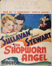 16mm Classic - James Stewart in THE SHOPWORN ANGEL (1938)