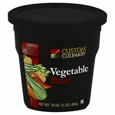Masters Touch Vegetable Base, 1 Pound - 6 per case.