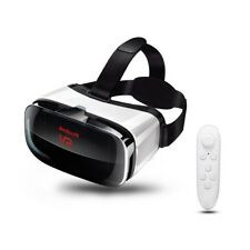 iPhone X/8 Plus iOS 3D VR Headset Glasses Android Samsung Galaxy Note 8 Goggles