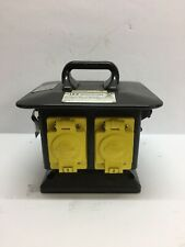 Lex Portable Power Distribution Unit 60A 120V 60Hz 3-Phase 4-Wire