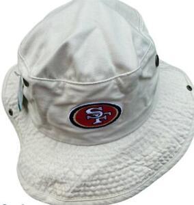 San Francisco 49ers Floppy Field Safari Boonie Hat Great for Summer Day Sz: L/XL