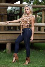 Brazilian Butt Lift Jeans Pit Butt #1 Brand Sizes : 1/2,3/4,5/6 USA
